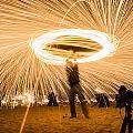 Fire Spinner by Diana Weir