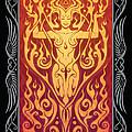 Fire Spirit V.2 by Cristina McAllister