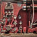 Fire Truck Valves by Ken Smith