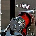 Fire Truck Water Intake by Bill Owen