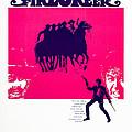 Firecreek, Us Poster, Bottom From Left by Everett