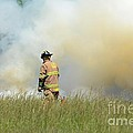 Firefighter 55 by Cindy Manero
