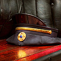 Firefighter - Hat - The Ex Chiefs Hat by Mike Savad