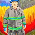Firefighter by Nina Stephens