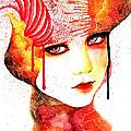 Fireflower by Elisabeth Vania