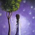 Original Fairy Art By Shawna Erback by Erback Art