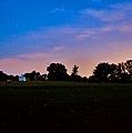 Firefly Fields by Art Dingo