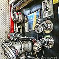 Fireman - Control Panel by Paul Ward