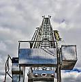 Fireman - Fire Ladder by Paul Ward
