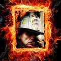 Fireman Hero by Ericamaxine Price