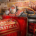 Fireman - Mastic Chemical Co by Mike Savad