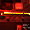 Firemen Ax by Thomas Woolworth