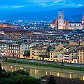 Firenze By Night by Inge Johnsson