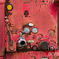 Firetruck Red by Ashley M Conger
