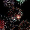 Colorful Explosions No2 by Weston Westmoreland