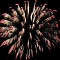 Fireworks 1 by Jeffrey J Nagy