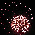 Fireworks 2 by Yuvonne Hogston