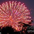 Fireworks 2014  1 by Wesley Farnsworth
