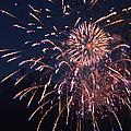 Fireworks 2014 Ix by Suzanne Gaff