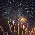 Fireworks-3027 by David Lange