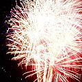 Fireworks By Angela by Angelia Hodges Clay
