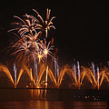 Fireworks Fountain by Kevin Jackson