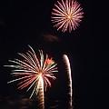Fireworks by Kathy McCabe