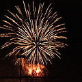 Fireworks by Maged Farag