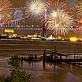 Fireworks On The Ben by Alice Gipson