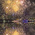 Fireworks Over Sydney Opera House by Sheila Smart Fine Art Photography