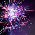 Fireworks - Purple Haze by Scott Lyons