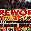 Fireworks by Ron Regalado