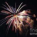 Fireworks Twenty Eleven II by Daniel Henning