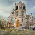 First Avenue Presbyterian Church  by Juli Scalzi
