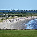 First Beach Newport Ri by Toby McGuire