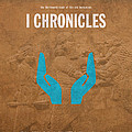First Chronicles Books Of The Bible Series Old Testament Minimal Poster Art Number 13 by Design Turnpike