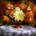 First Day Of Autumn - Still Life by Lilia D
