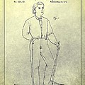 First Denim Jeans Patent by Dan Sproul
