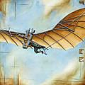 First Flight by Carlo Allion