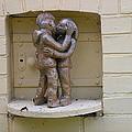 First Kiss by Jim Goodman