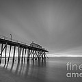 First Light Bw by Michael Ver Sprill