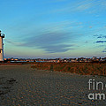 First Light Edgartown by Butch Lombardi