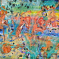 First Microseconds by Regina Valluzzi