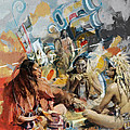 First Nations 42 by Corporate Art Task Force