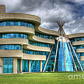 First Nations University Of Canada by Bob Christopher