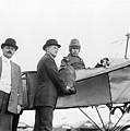First Official Air Mail Flight by Bain Photos