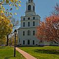 First Parish Church  by Paul Mangold
