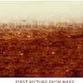 First Picture From Mars 3 Probe by Russian Academy Of Sciences/detlev Van Ravenswaay