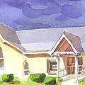First Presbyterian Church II Ironton Missouri by Kip DeVore