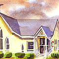 First Presbyterian Church Ironton Missouri by Kip DeVore